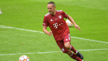 Bayern-Legende Franck Ribéry soll Hertha BSC abgesagt haben