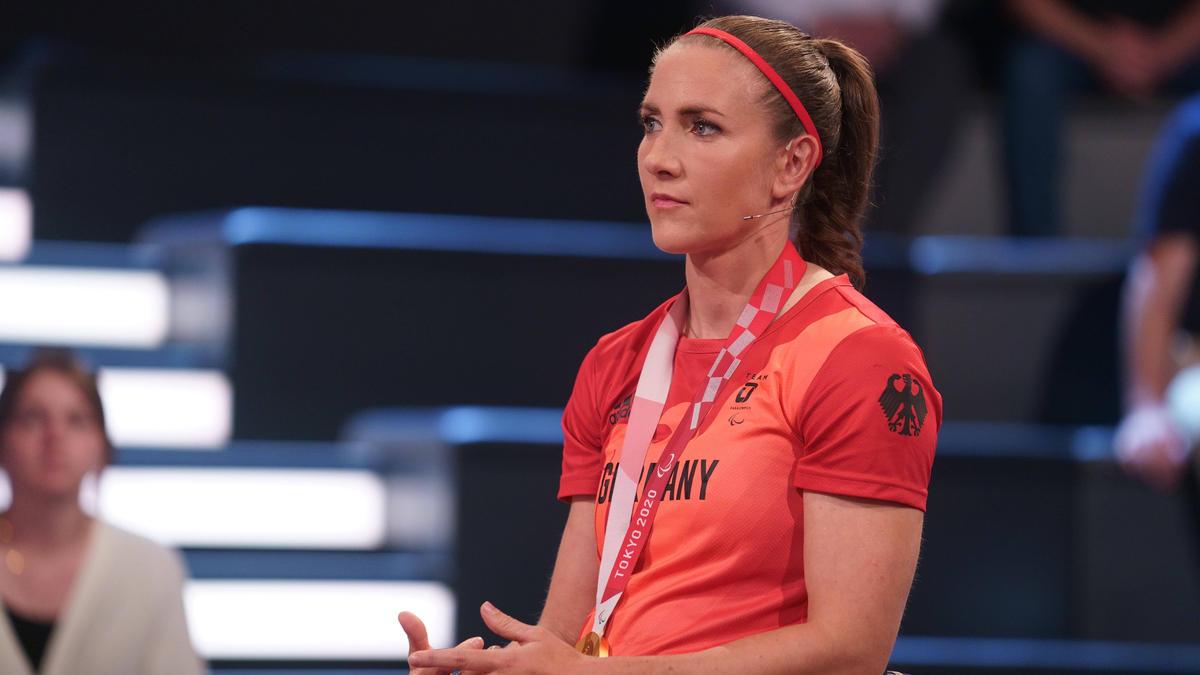 Edina Müller hält die Bedingungen für Sportlerinnen mit Kindern für unzureichend