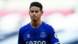 James Rodríguez wechselte vom FC Everton nach Katar