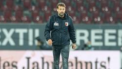 Markus Weinzierl lobt den kommenden Gegner aus Mainz