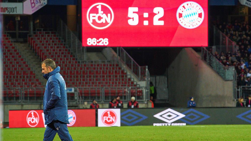 Der 1. FC Nürnberg fegte den FC Bayern vom Platz