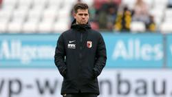 War nicht immer so diszipliniert wie heute: Florian Niederlechner