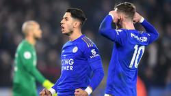 Deutlicher Erfolg für Leicester City