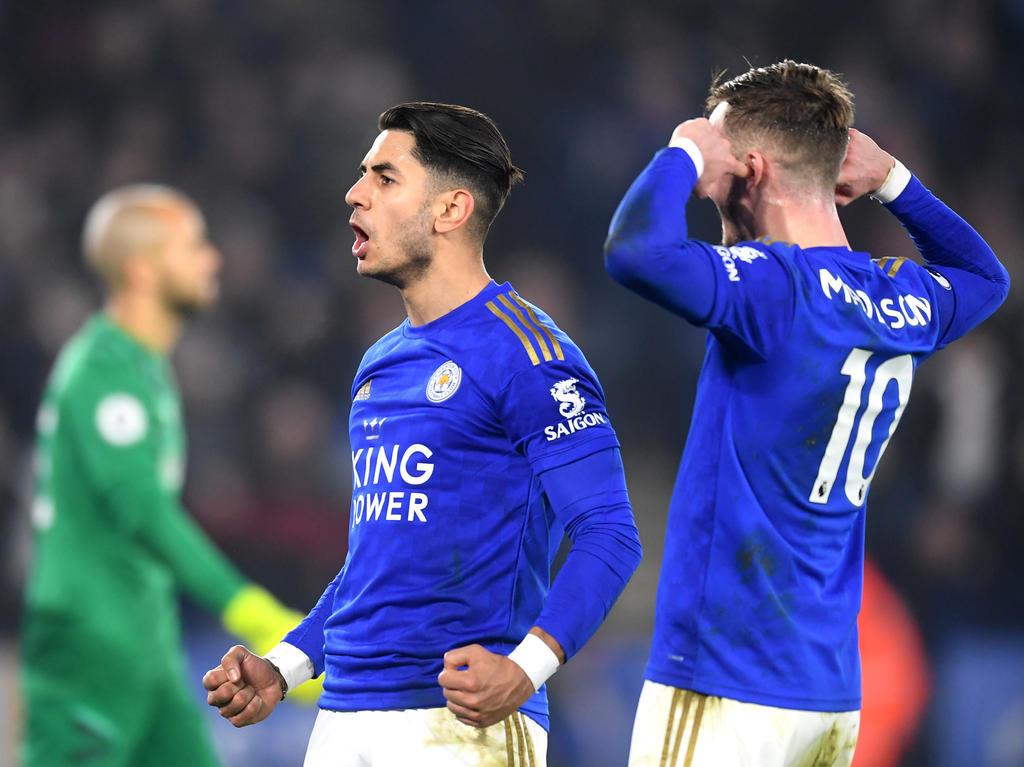 Leicester wieder zurück in der Siegerspur