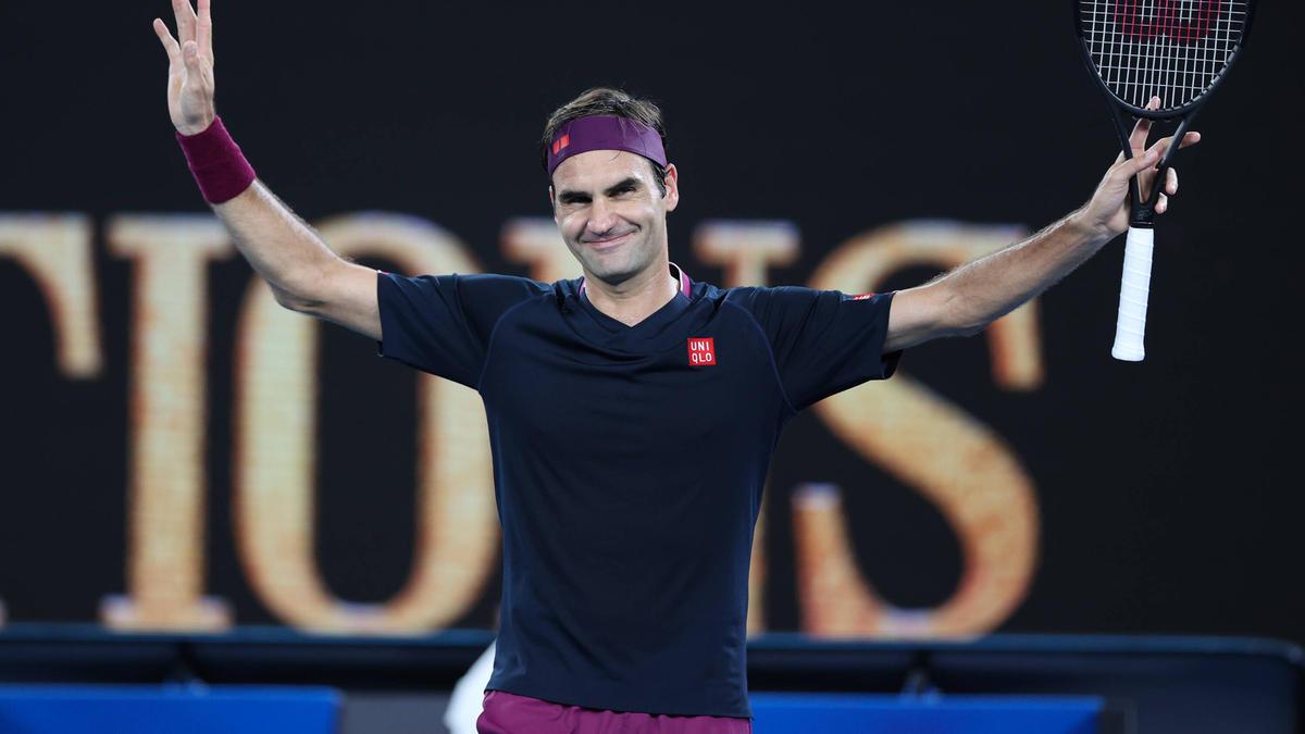 Roger Federer ist bei den Australian Open eine Runde weiter