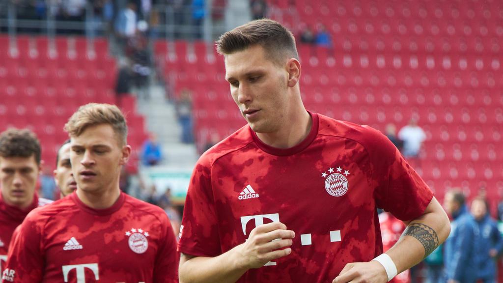 Niklas Süle arbeitet an seinem Comeback für den FC Bayern München