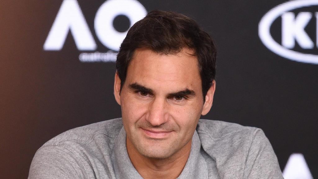 Veranstaltet ein Tennis-Charity-Event in Kapstadt: Roger Federer