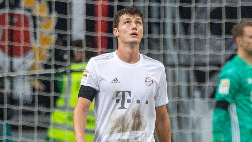 Steht dem FC Bayern vorerst nicht zur Verfügung: Benjamin Pavard