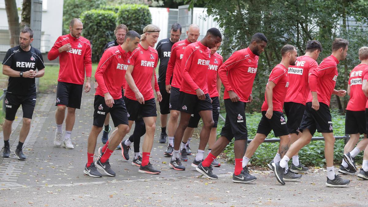Zwei Profis des 1. FC Köln sind an Corona erkrankt