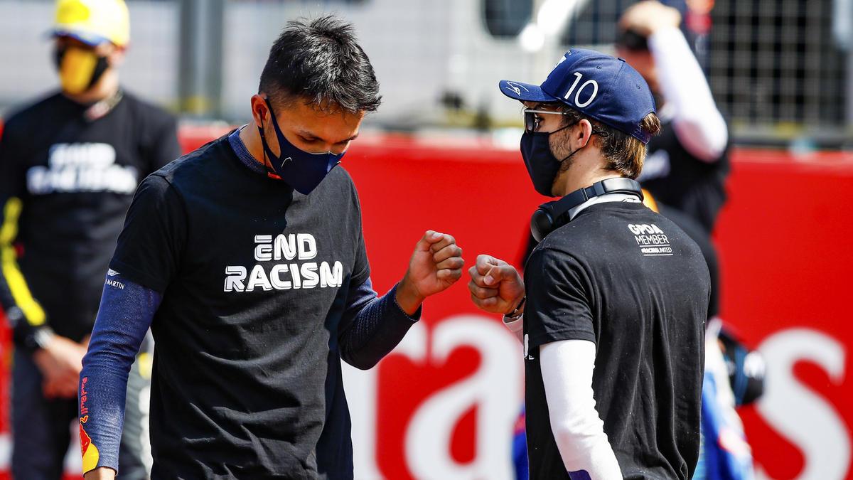 Albon vs. Gasly: Wer bekommt das Cockpit im Red-Bull-A-Team?