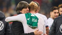 Julian Brandt vom BVB hat ein Lob von Joachim Löw eingeheimst