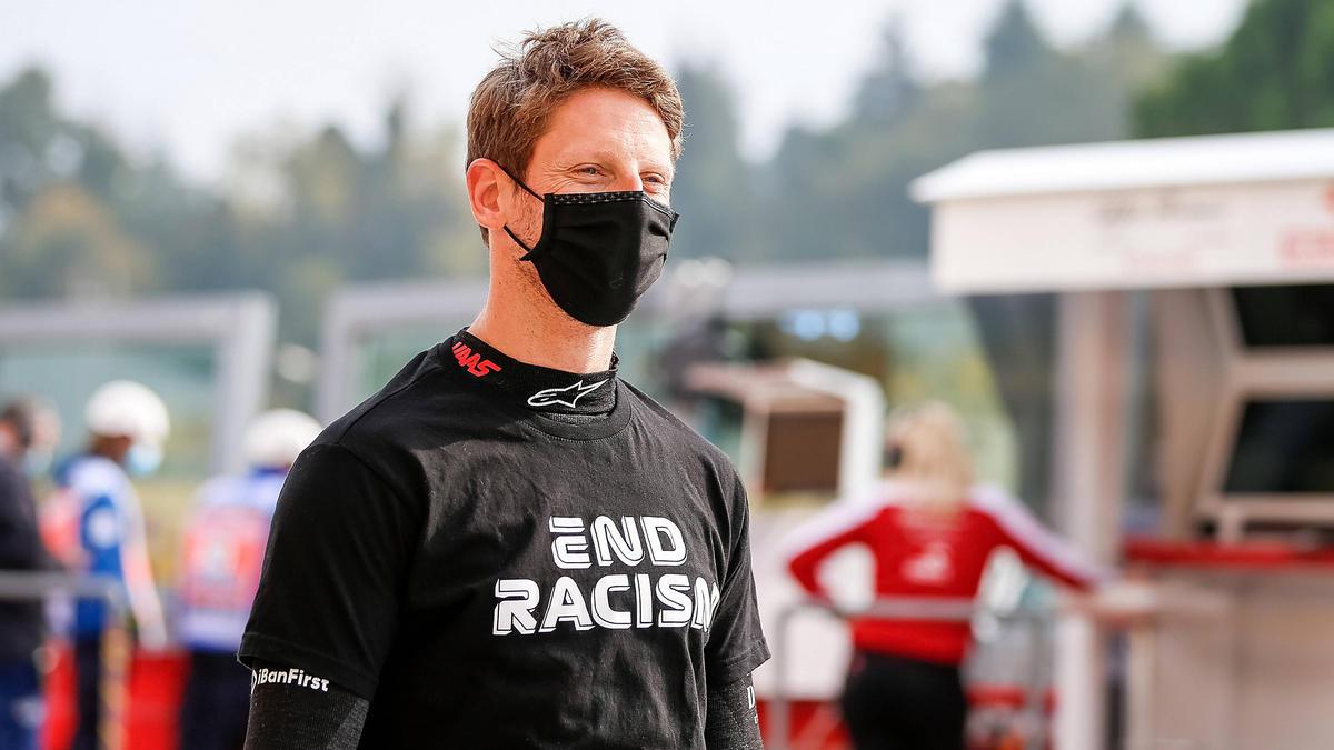 Romain Grosjean liebäugelt nun doch mit einem Wechsel in die IndyCar-Serie
