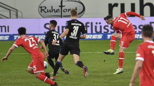 Erfolg für Fortuna Düsseldorf