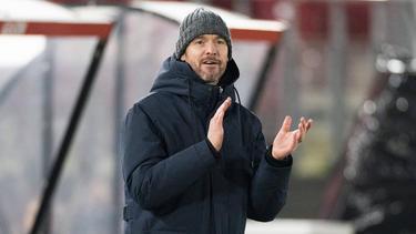 Erik ten Hag wird als möglicher neuer Gladbach-Trainer gehandelt