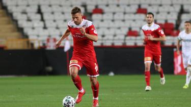 Lukas Podolski erzielte das 1:0