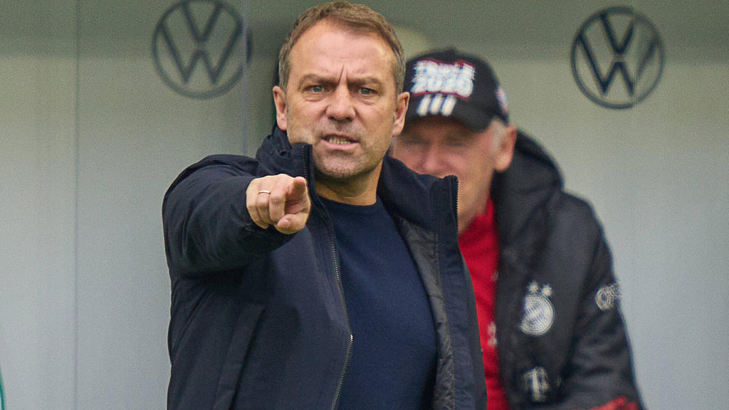 Hansi Flick will den FC Bayern verlassen