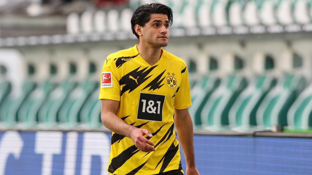 Mahmoud Dahoud steht beim BVB vor der Verlängerung