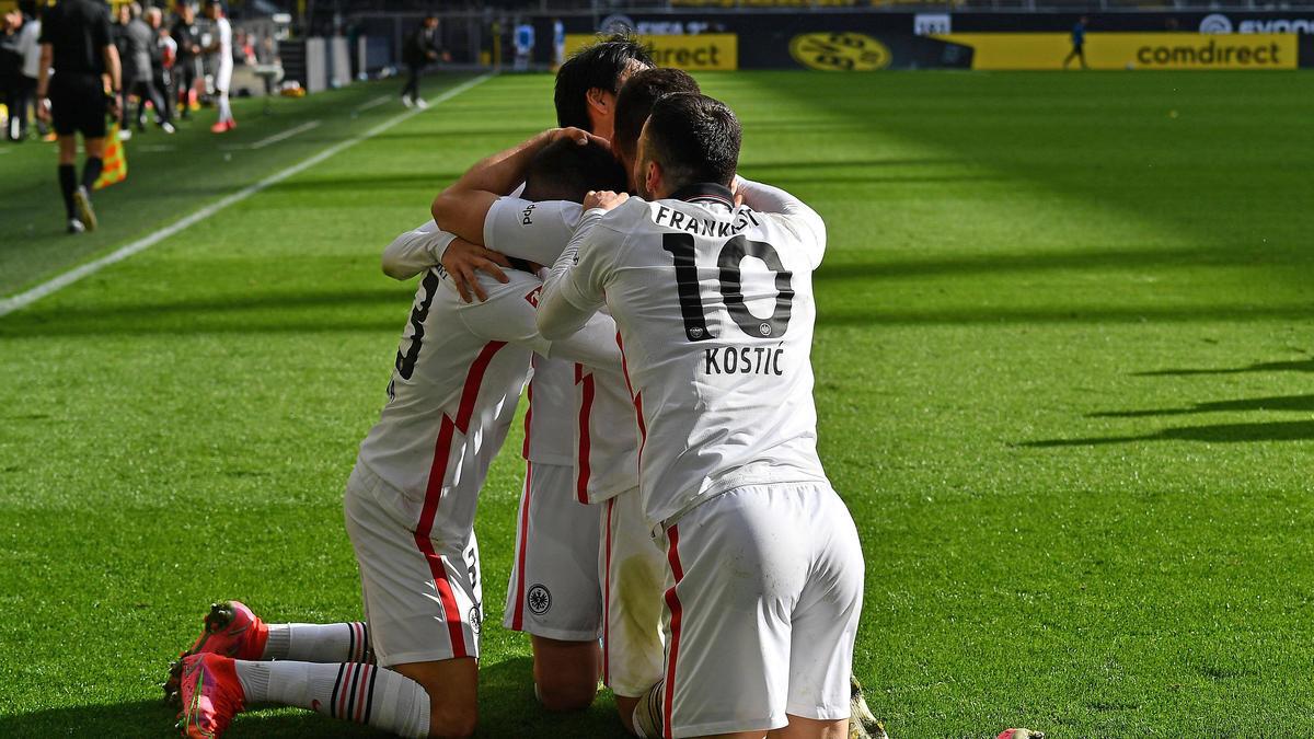 Eintracht Frankfurt steht ein Umbruch ins Haus