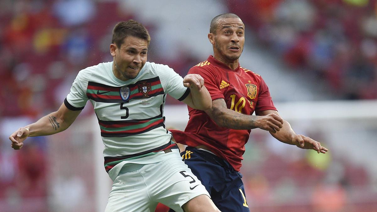 Portugal und Spanien trennten sich unentschieden