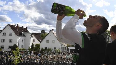 Branimir Hrgota zählt zu den Aufstiegshelden von Greuther Fürth