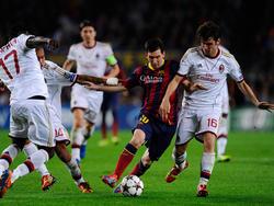 Barca.Offensive nicht zu bremsen