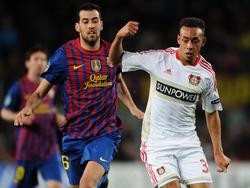 El Bayer salió en su última visita al Camp Nou goleado por 7-1. (Foto: Getty)
