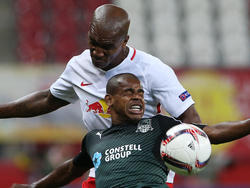 RB Salzburg gegen Krasnodar
