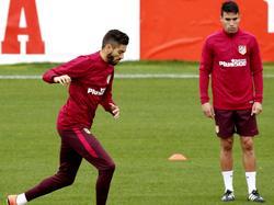 Auf nach China: Yannick Ferreira-Carrasco und Nicolás Gaitán verlassen Madrid