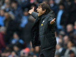 Antonio Conte und seine Blues müssen im Camp Nou ran
