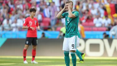 Das DFB-Team ist in der Weltrangliste abgestürzt