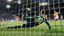 DEr 1. FC Magdeburg ist in der ersten Pokalrunde gescheitert