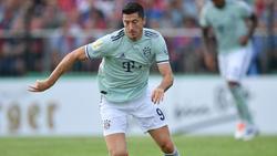 Robert Lewandowski hat den Vertrag mit seinem Berater verlängert