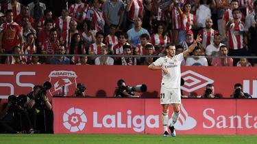 Gareth Bale traf für Real Madrid zum 3:1