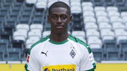 Mamadou Doucouré absolvierte noch kein Spiel für die Borussia