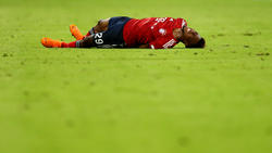 Kingsley Coman fehlt dem FC Bayern München wohl bis 2019