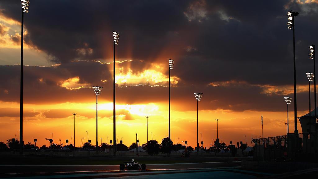 Der Yas Marina Circuit wird Schauplatz der Rallycross-WM
