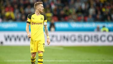 Marco Reus reiste zuletzt nicht zur Nationalmannschaft