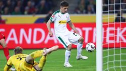 Jonas Hofmann erwischte gegen Mainz einen echten Sahnetag