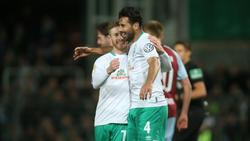 """Nach über 450 Bundesliga-Spielen erhält Claudio Pizarro den Bambi in der Kategorie """"Sport"""""""