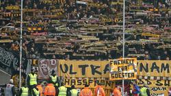 Dynamo Dresden verurteilt Fanverhalten