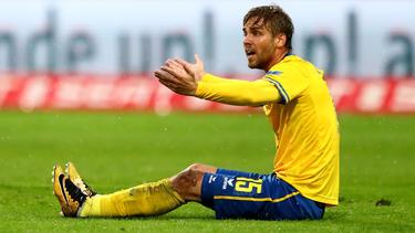 Christoffer Nyman verlässt Eintracht Braunschweig