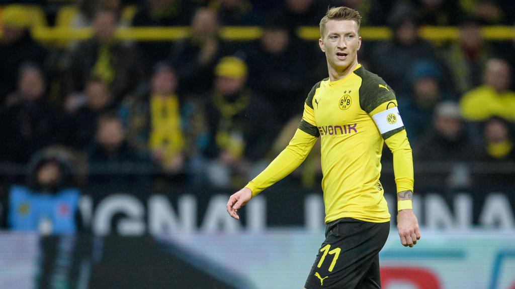Marco Reus hätte noch einige Tore mehr für den BVB erzielen können