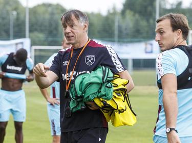 Bei West Ham war Nikola Jurčević Co-Trainer von  Slaven Bilić