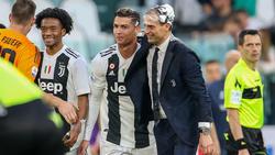 Cristiano Ronaldo spricht über möglichen Abgang von Juventus