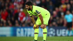Der FC Barcelona sucht sich nach einem Ersatz für Luis Suárez um