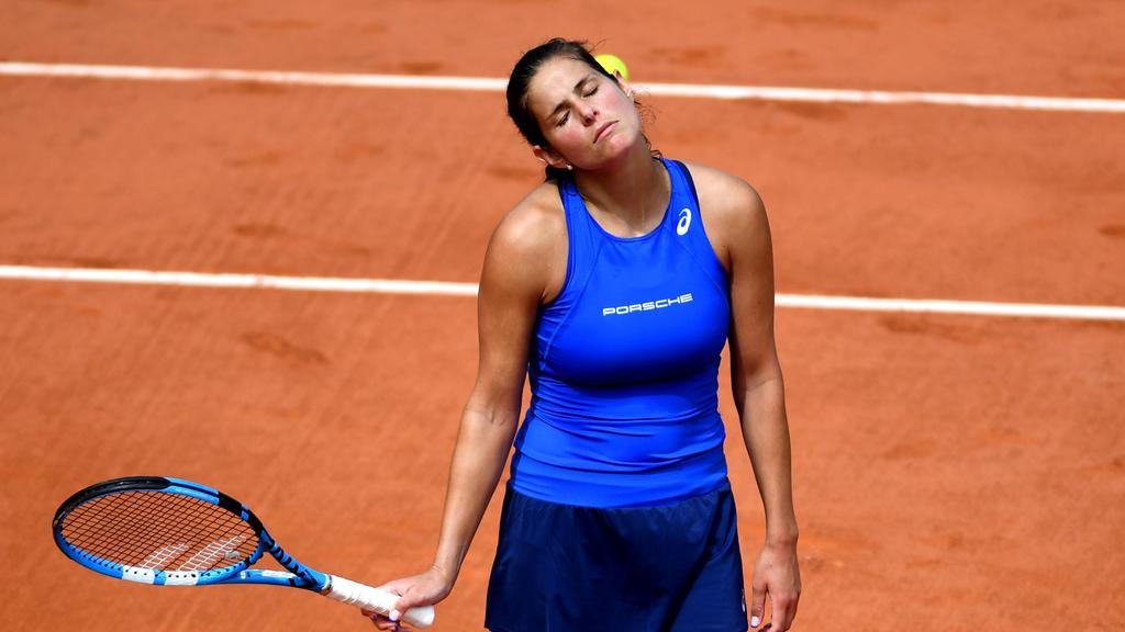 Tennis French Open Julia Gorges Spricht Uber Paris Debakel