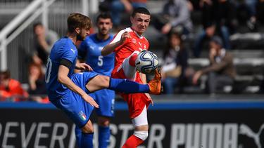 Ruben Vargas unterschreibt bis 2024 beim FC Augsburg