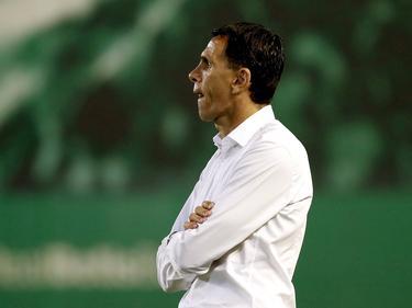 Gustavo Poyet no está teniendo mucha suerte en los últimos tiempos. (Foto: Imago)