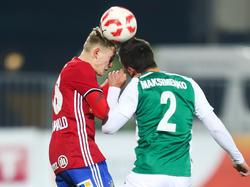 SV Mattersburg - SK Rapid Wien