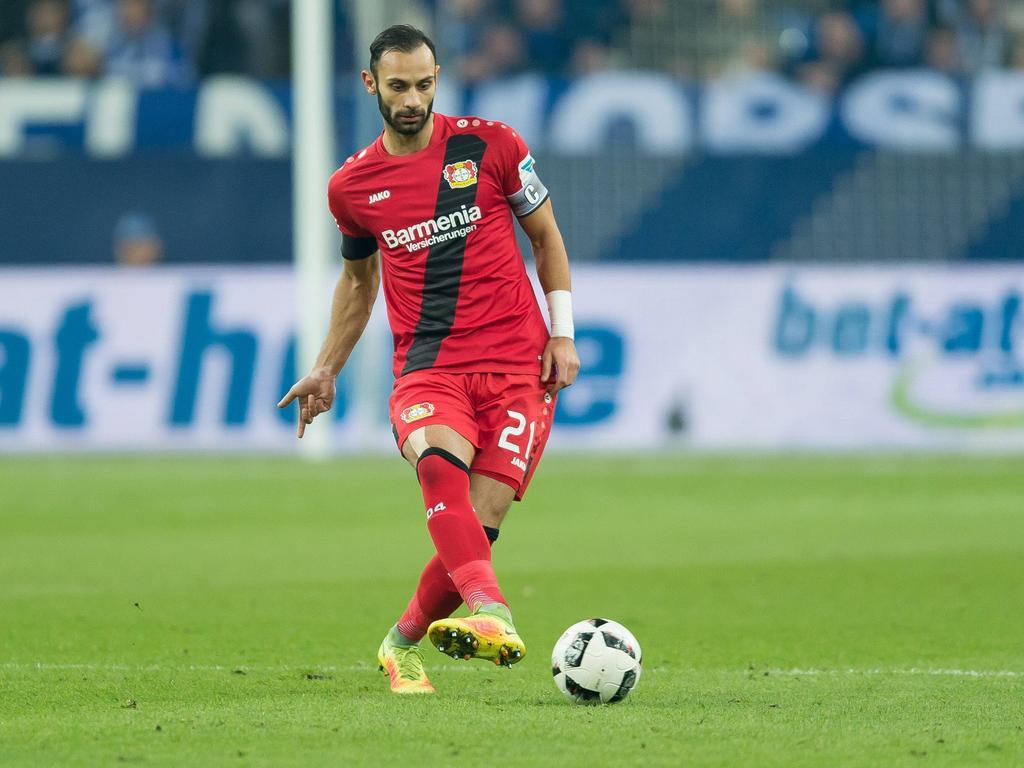 Abschied des Kapitäns: Ömer Toprak verlässt Bayer 04 Leverkusen
